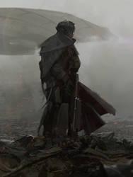wasteland trooper by VictorMosquera