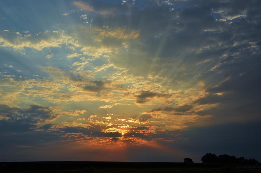 Sky Rays by Marilyn958