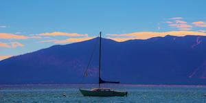 Tahoe Sailboat