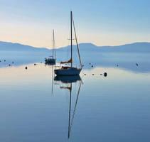 Sailboat Full Mast
