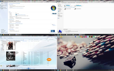 ClearScreen on my Windows 7 by fede18