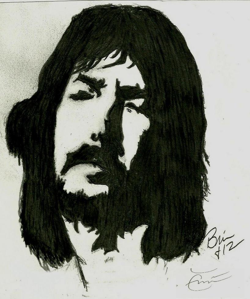 Eric Clapton by BLB55
