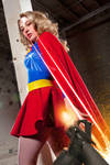 Don't mess up with Supergirl