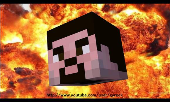 Gyreck Minecraft Youtube Profile Pic