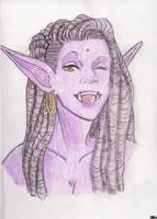 Troll lady by Ylfalita
