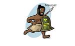 Mauryan Warrior