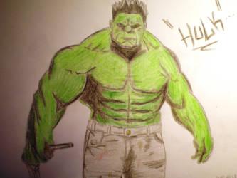 hulk by FabosAti