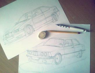 WIP BMWs by FabosAti