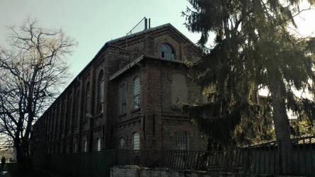 Old Factory by FabosAti