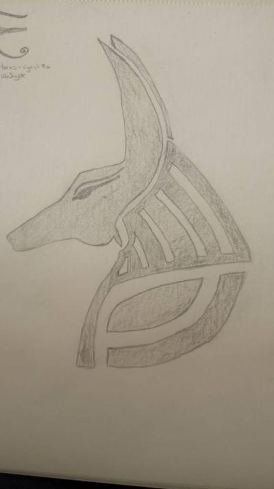 anubis symbol by Enonah on DeviantArt
