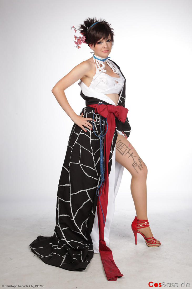 Yakuza Girl Outfit Asuka Kazama - Yakuza ...