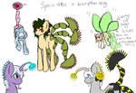 Venus Fly Trap Ponies=Venap Ponies (OpenSpecies)