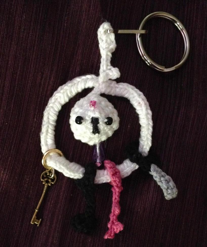 Klefki keychain! by hookedonchibis