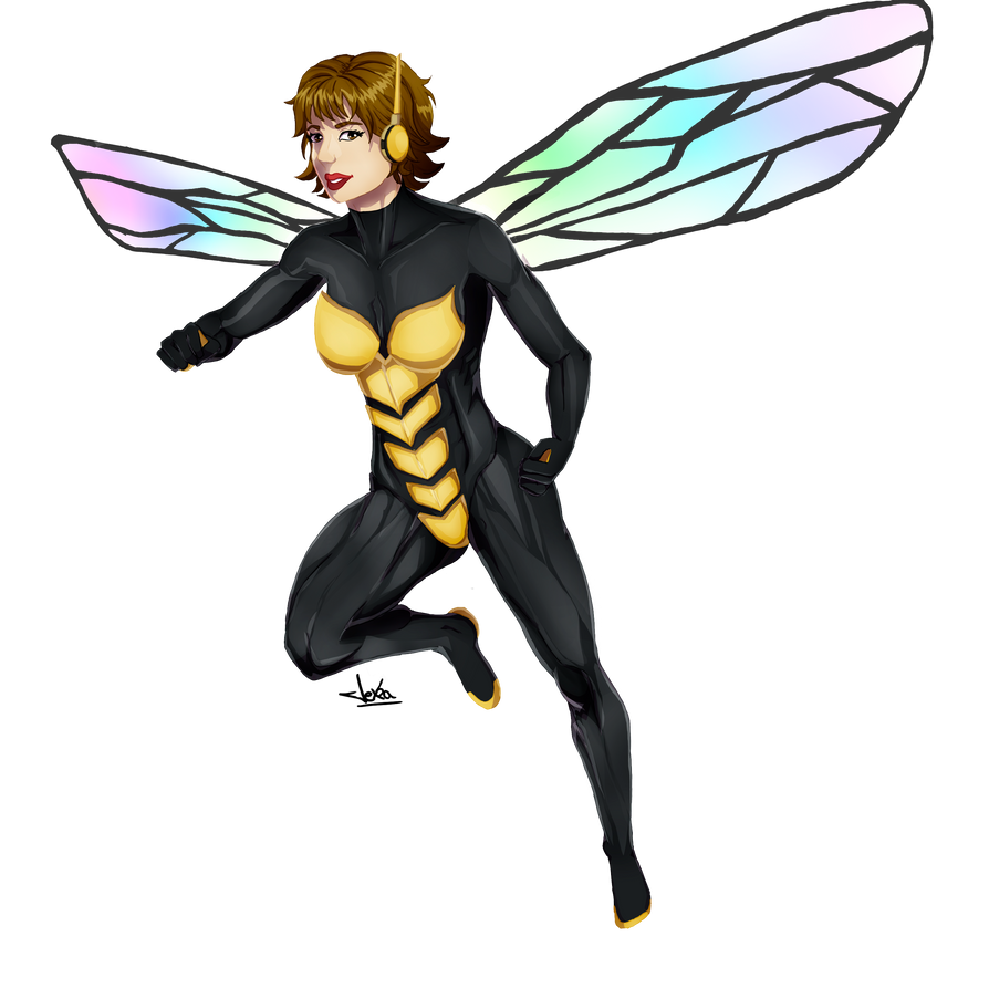 Wasp by JeyraBlue on DeviantArt