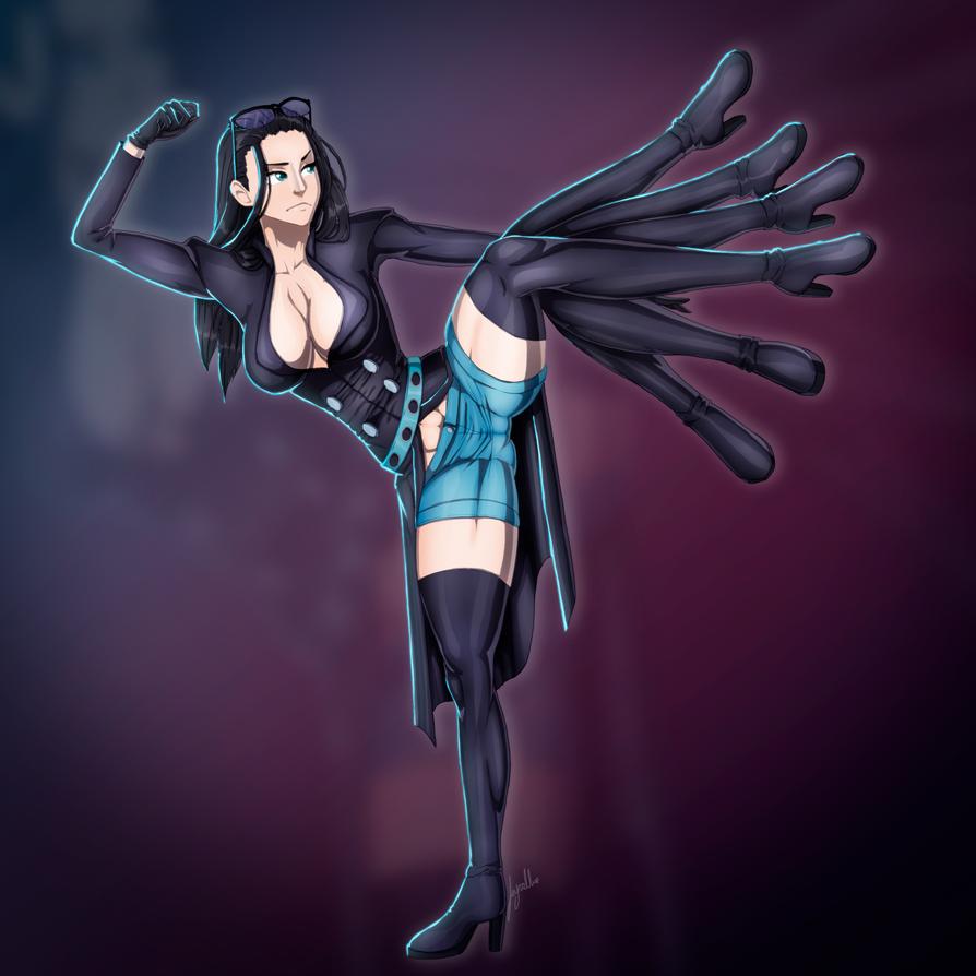 Nico Robin - One Piece by JeyraBlue on DeviantArt