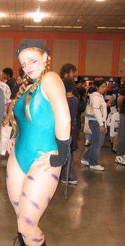 Cammy number one