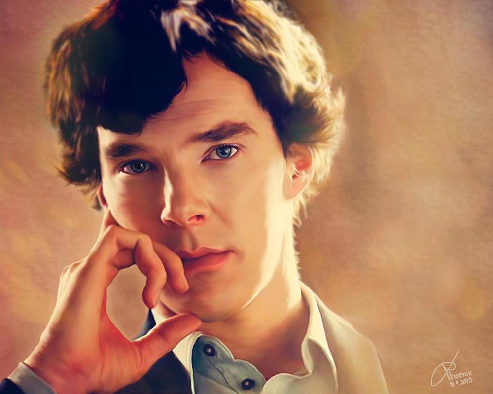 Sherlock by ASlashPhoenix