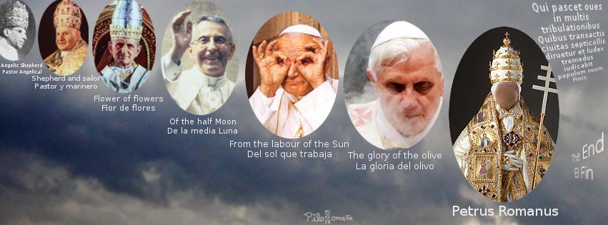Malachy prophecy