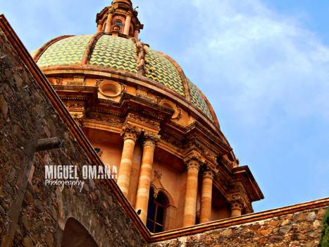 Church at Dolores, Mexico