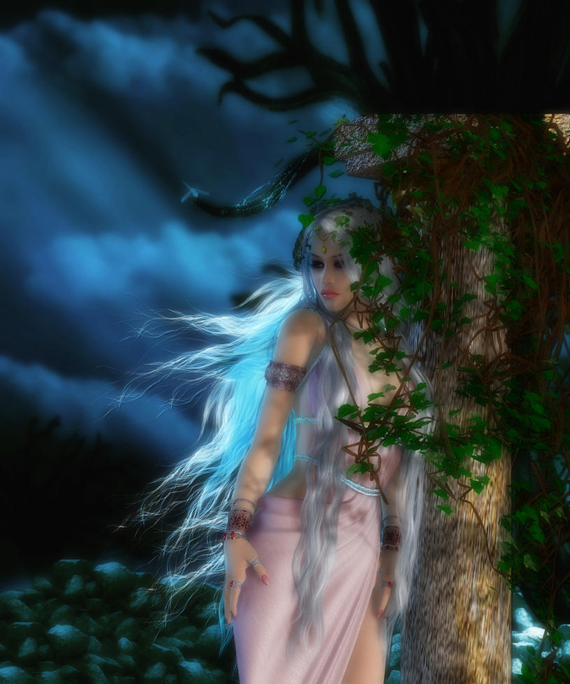 Moonlight2 by ANGELFIRE897