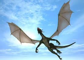 Dragon's Flight by Cycro101