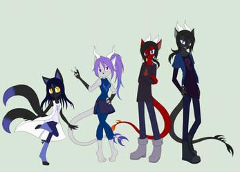 Team Pendragon by Lulu-Night