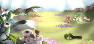 Wildflower Fields [Chapter 1]