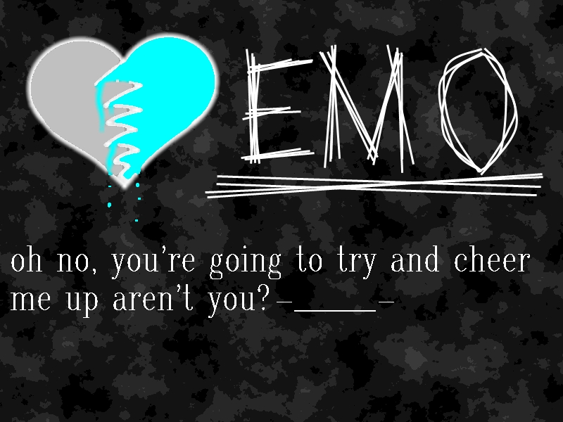emo drawings with quotes quotesgram