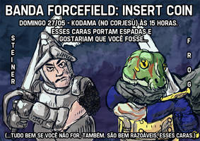 And yet another Forcefield Poster...