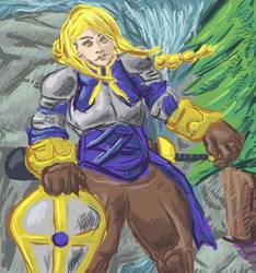 15 Game Characters BONUS - 02: Agrias