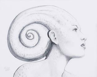 Snail Coronet by sfolse