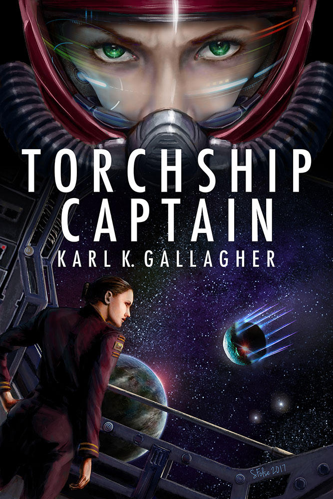 Torchship Captain Book Cover