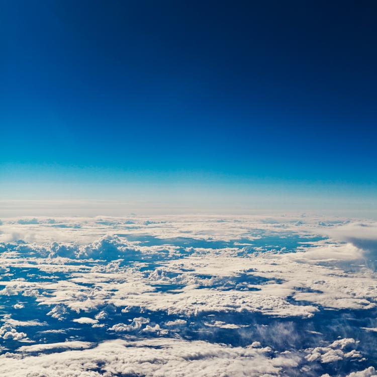 Sea of clouds by LukasSowada