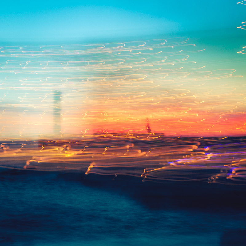 Sea lights by LukasSowada