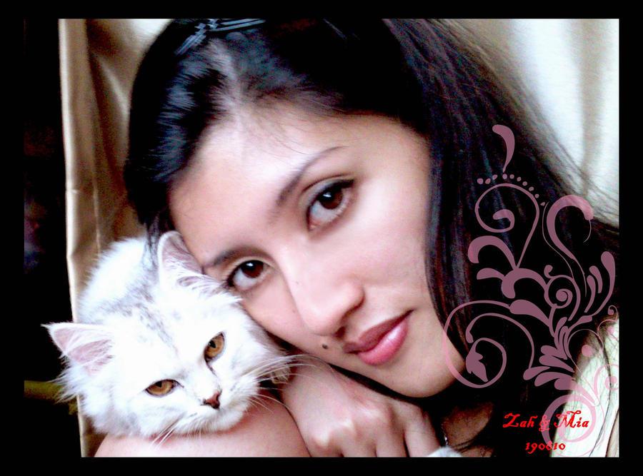 Mia and Zah