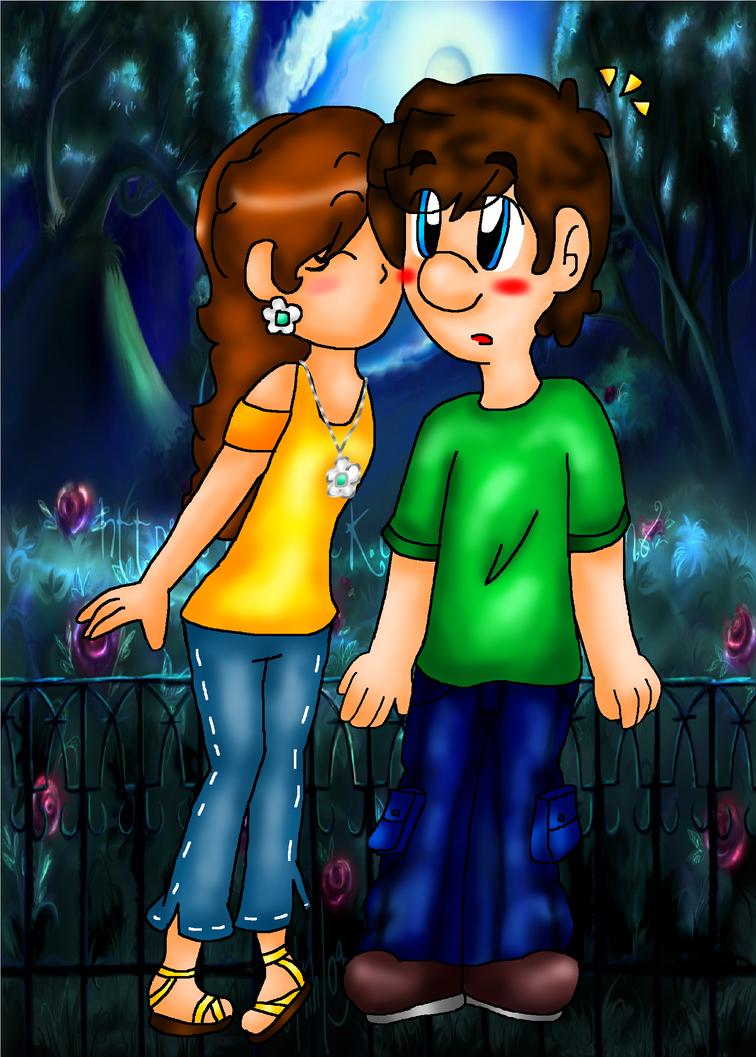 luigi and daisy teens
