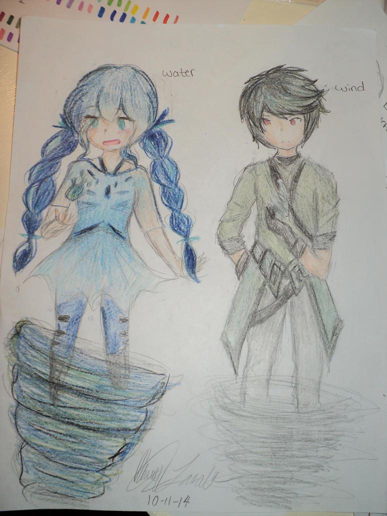 Element stuff 2 by AkiraHoshi-chan