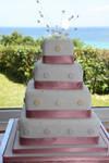 My Homemade Wedding Cake