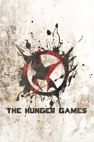 hunger games quotes iphone wallpaper