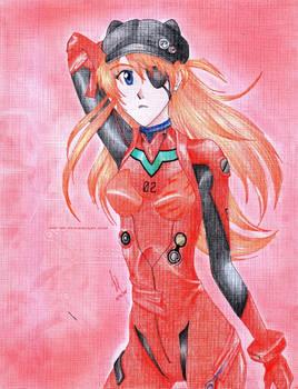 Asuka Shikinami Langley