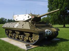 M10 Tank Destroyer by HooHa-Man