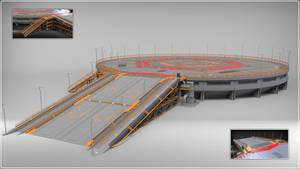 Landing Platform 4 by chtazi