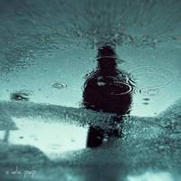 Raining again by ideoda
