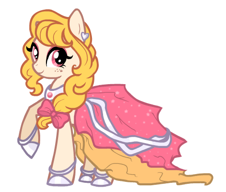 Sweet Style Gala by Salacberry