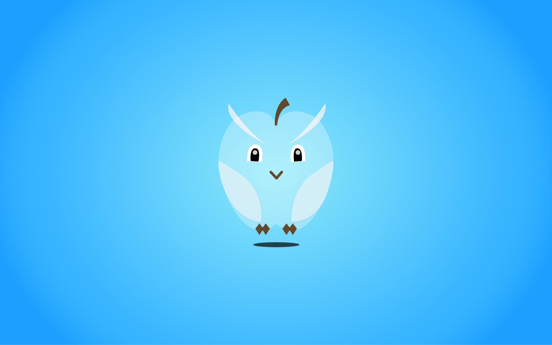 owl wallpapers for powerpoint - photo #12