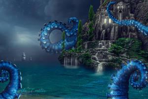 The Enchanted Isle by AwakenedComposites