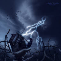 Falling into the Storm by AwakenedComposites