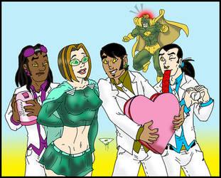 The Misfits of Mischief meet Jeanette by Misfits-Of-Mischief