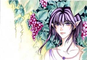 Fairy Grape by Yue-Higanbana