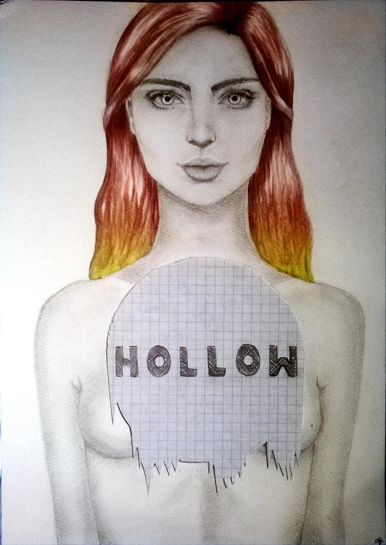 Hollow by LadyYurei